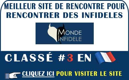 Passage en revue du site Monde-Infidele en France