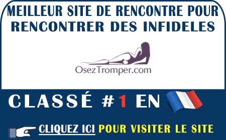 Passage en revue du site OsezTromper en France
