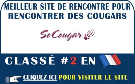 Passage en revue du site SoCougar en France